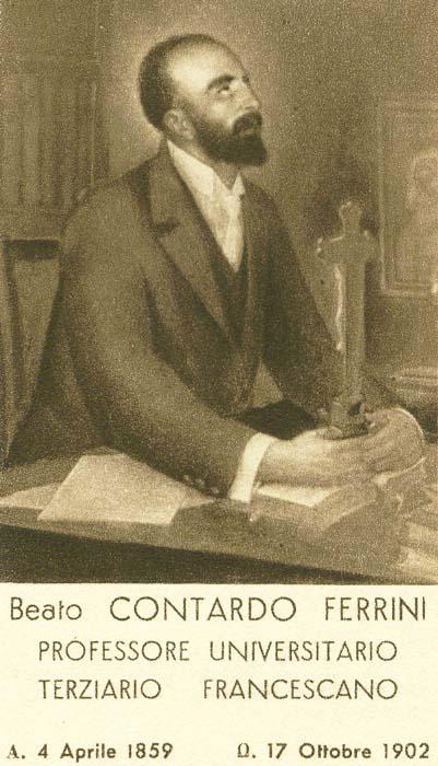 Blaženi Contardo Ferrini