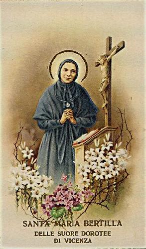 Sveta Marija Bertilla Boscardin