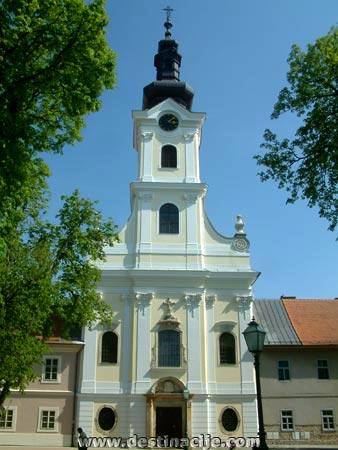 Sveta Terezija Avilska - katedrala u Bjelovaru