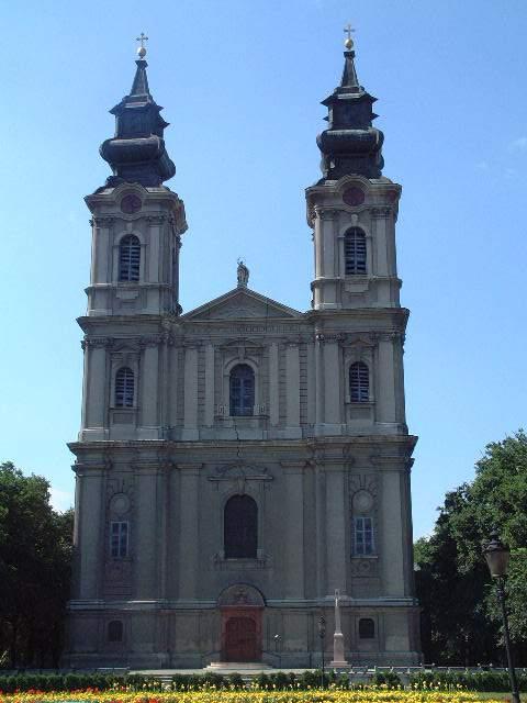 Sveta Terezija Avilska - katedrala u Subotici