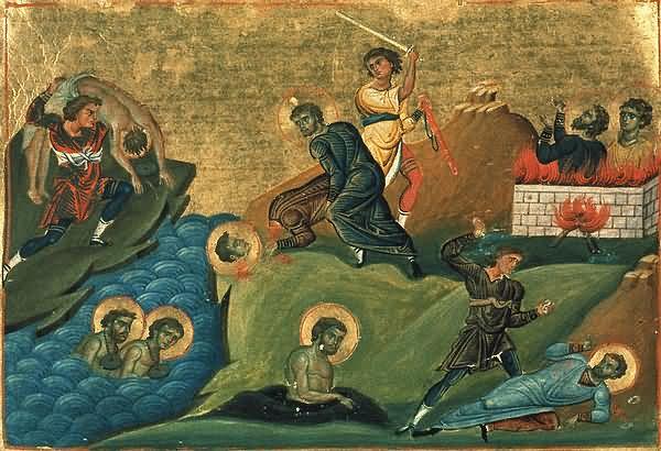 Sveti Antim iz Nikomedije