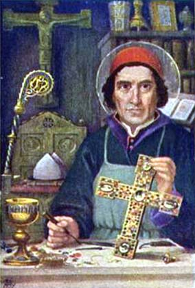 Sveti Bernward iz Hildesheima
