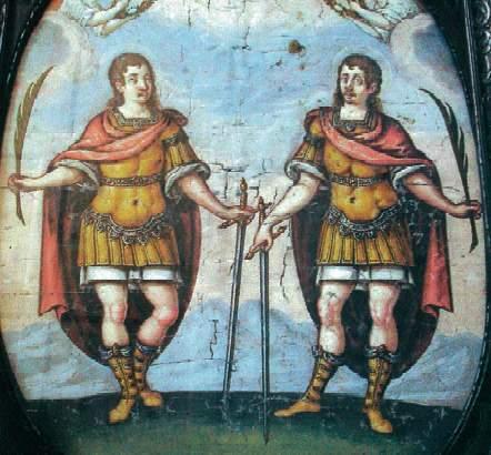 Sveti Gervazije i Protazije