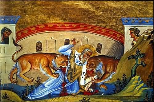 Sveti Ignacije Antiohijski
