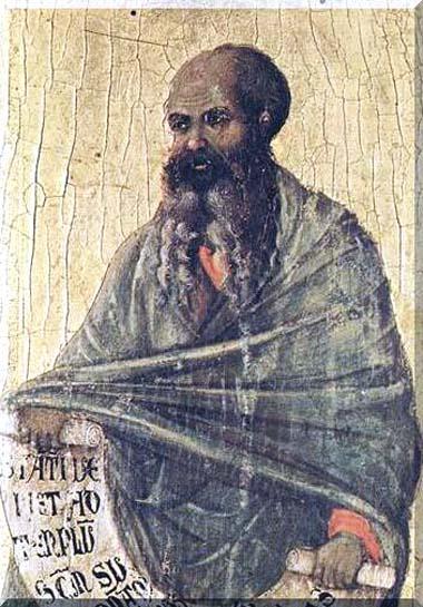 Sveti Malahija prorok