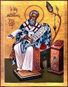 Sveti Metod Carigradski