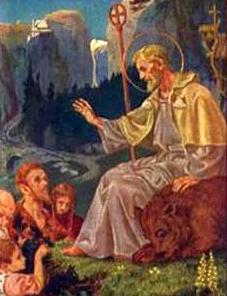 Sveti Romedije